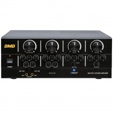 BMB DAH-100 100W 2-CHANNEL MIXING AMP WITH BLUETOOTH