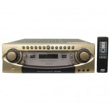 BMB DAR-800II 600W 4CH KARAOKE MIXING AMP