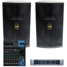 "BMB CSP-3000 1200W 10"" HIGH POWER PROFESSIONAL SPEAKER"