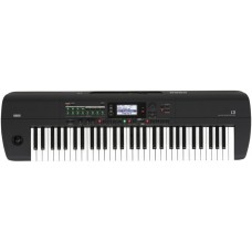 Korg i3 Workstation Keyboard - Matte Black