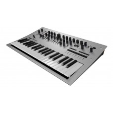 Korg Minilogue 4 voice analog synth LE Polished Gray