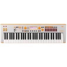 Korg Kross 2 61 Key Neon Gray Orange
